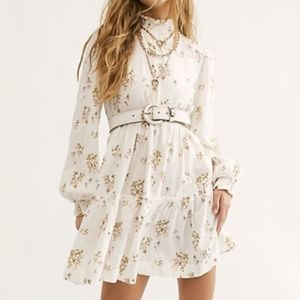 Free People petit fours boho dress